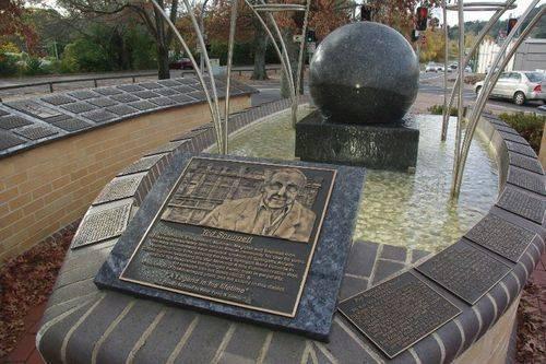 Springett Memorial : August-2014
