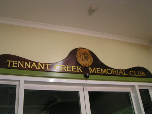 Tennant Creek Memorial Club