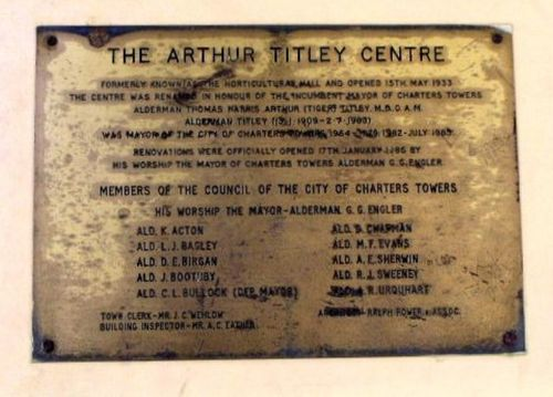 The Arthur Titley Centre : 23-April-2011
