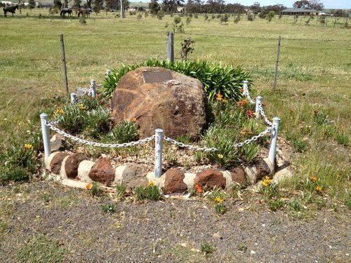 Darley Camp Memorial :October 2013