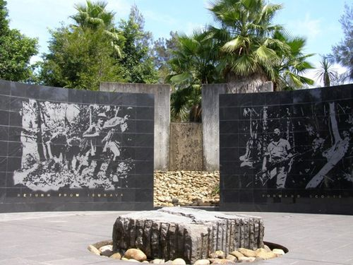Kokoda Memorial Walkway : 28-February-2009