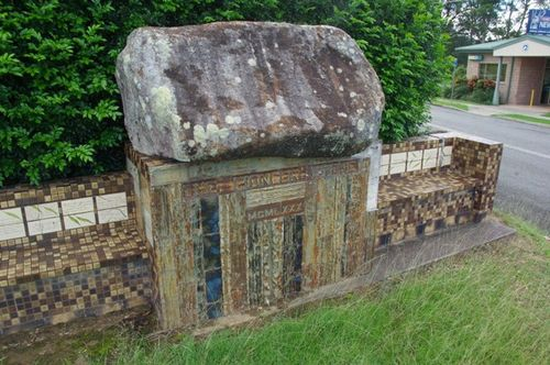 The Pioneer Stone : June 2014