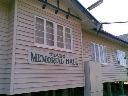 Tiaro Memorial Hall : 19-08-2009
