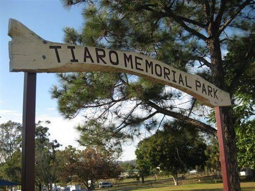 Tiaro Memorial Park : 20-08-2009
