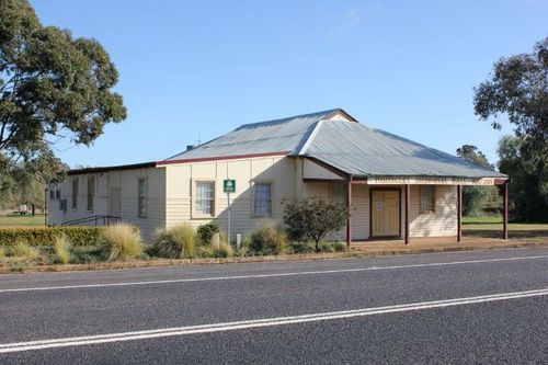 Tomingley Memorial Hall : 09-August-2011