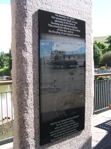 Toowoomba Flood Memorial