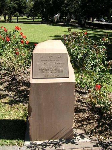 Toowoomba Legacy Memorial