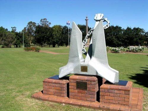 Toowoomba Naval Memorial