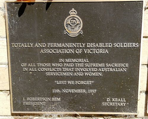 Totally and Permanently Disabled Soldiers : 29-February-2012