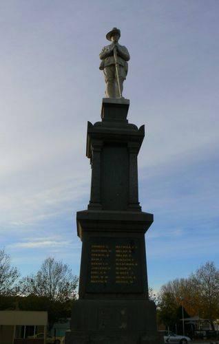 Traralgon War Memorial