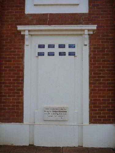 Trundle War Memorial School of Arts : 24-April-2011