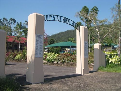 Tully School Memorial Gates