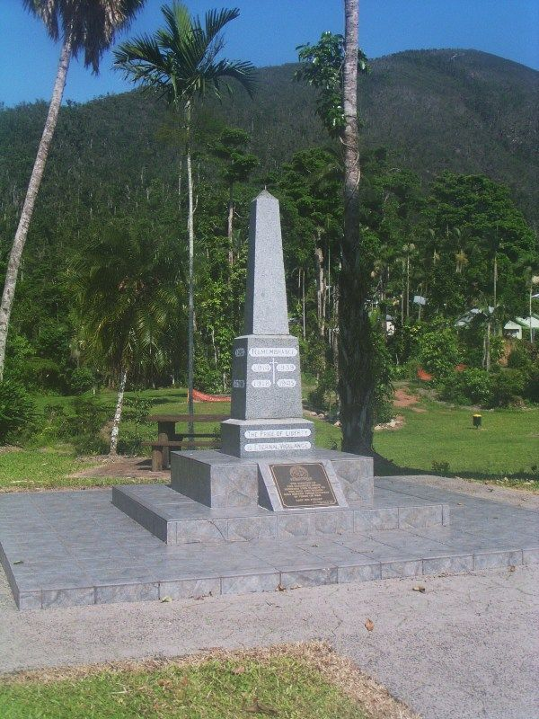 Tully War Memorial