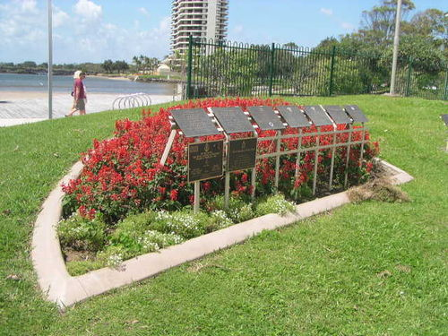 Tweed Heads Memorial Walkway / March 2013