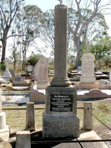 Victor Denton Memorial
