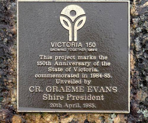Victoria 150th Anniversary : 15-August-2011