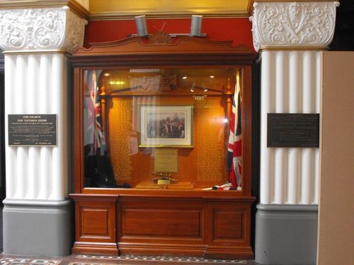 Victoria Cross Memorial