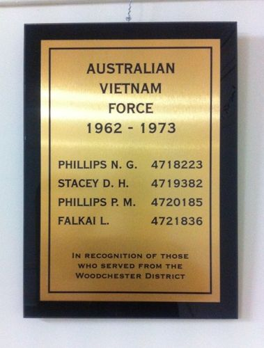 Vietnam Honour Roll : 02-March-2013