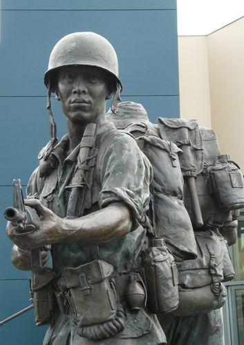Vietnam War Memorial of Victoria : 12-August-2012