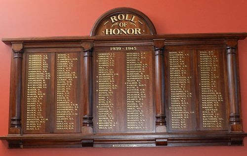 Violet Town World War Two Honour Roll : 29-March-2013