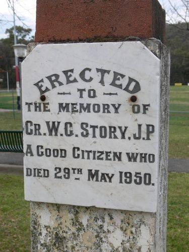 W. C. Story : 16-July-2012