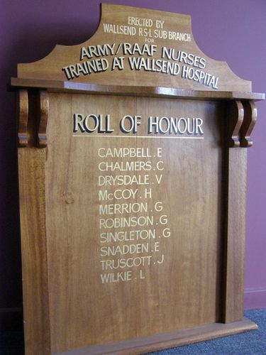 Nurses Honour Roll : 20-03-2014