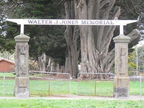 Walter J Jones
