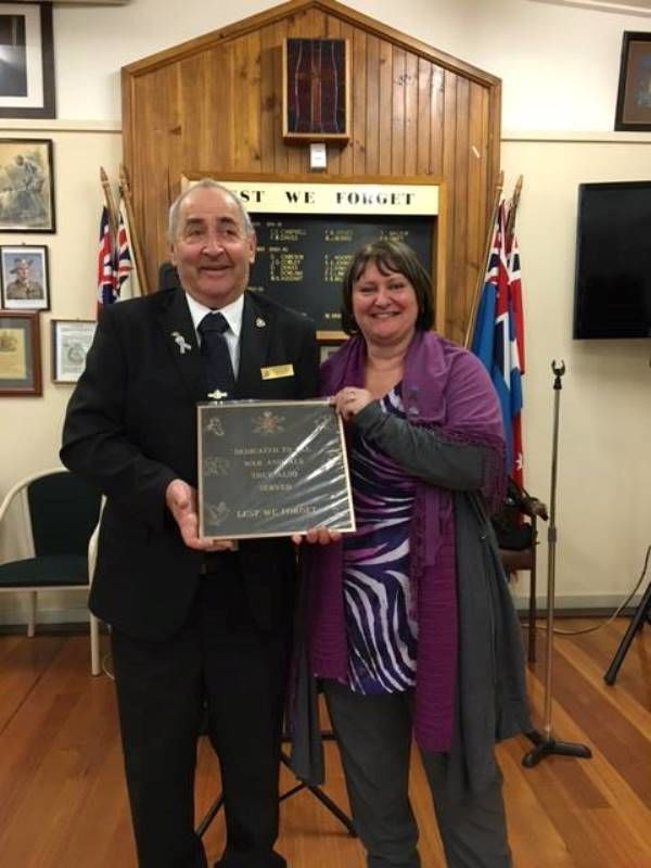 Plaque Unveiling : September-2016