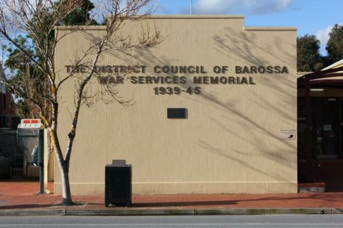 War Services Memorial : 23-August-2011
