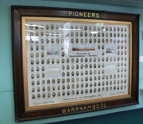 Warrnambool Pioneers : 02-November-2011