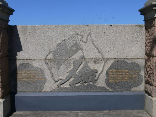 Warrnambool Soldiers` Memorial : 02-November-2011