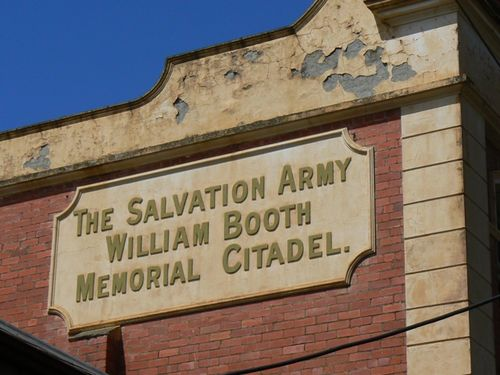 William Booth Memorial Citadel : 09-October-2011