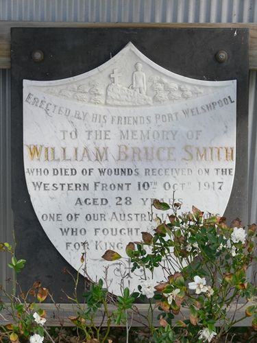 William Bruce Smith : 10-April-2013