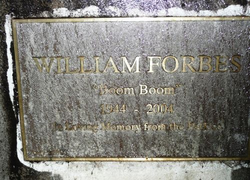William Forbes : 14-March-2012