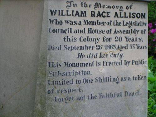 William Race Allison
