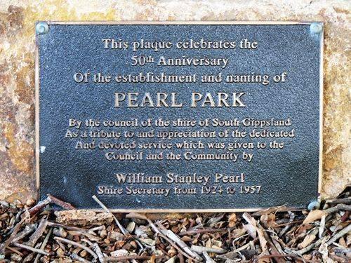 William Stanley Pearl : 16-April-2013