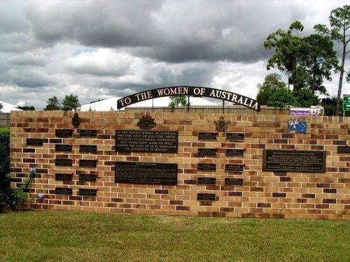 Women of Australia Memorial