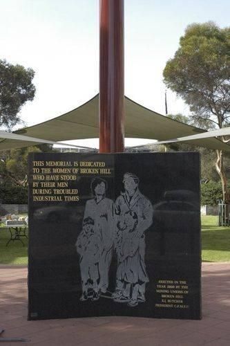 Women`s Memorial : 07-June-2013