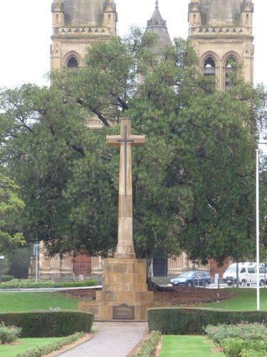 Womens War Memorial Cross of Sacrifice