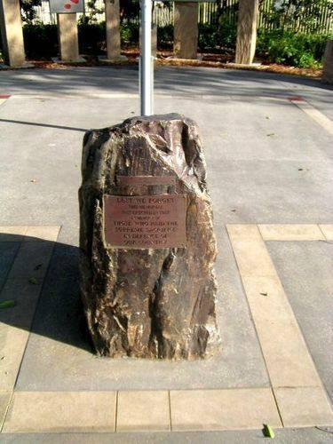 Woorim RSL Memorial