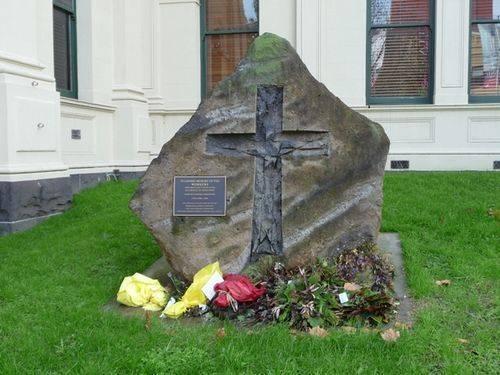 Workers Memorial Rock