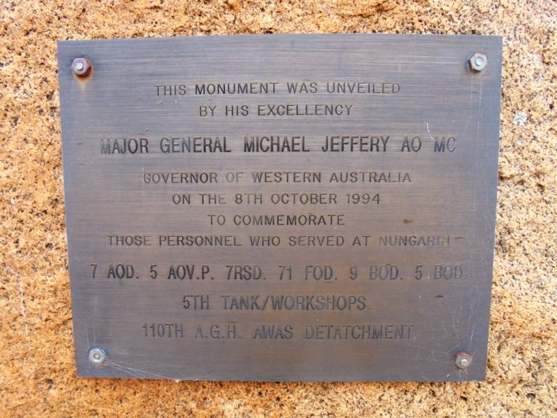 World War Two Memorial | Monument Australia