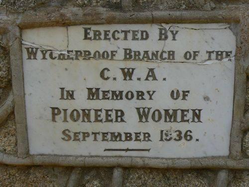 Wycheproof Pioneer Women