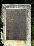 Loch Ard Plaque : 6-11-2013