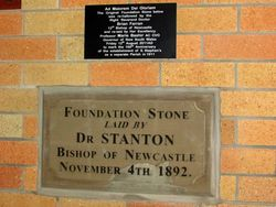 Plaque+Foundation Stone: 27-march-2016