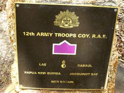 12th Army Troops Company Royal Australian Engineers