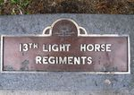 13th Light Horse Regiment : 22-September-2011