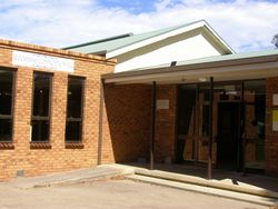 Woodside Community Hall : 31-October-2014