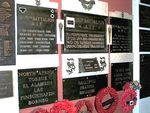 15th Battalion Plaques