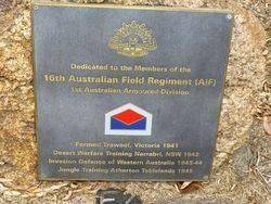 16th Australian Field Regiment